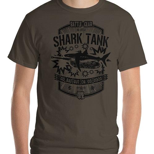 Shark Tank Unisex T shirt in Army Green