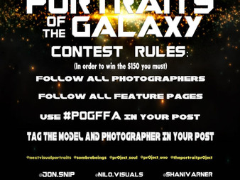 Portraits of the Galaxy Editing Contest