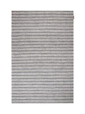 Stripe rug, grey