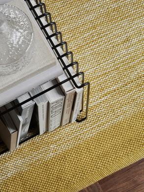 Melange Rug, Dusty Yellow