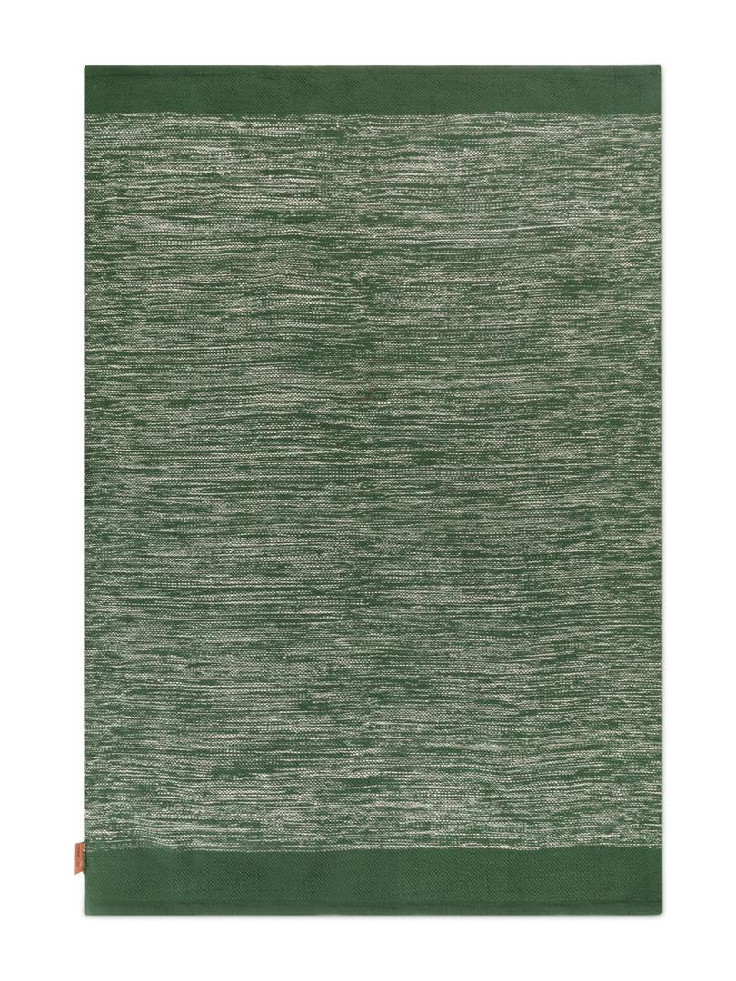 Melange Rug, Green