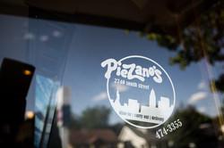Piezano's Window Logo
