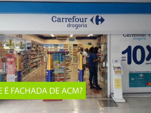 Sobre Fachada de ACM