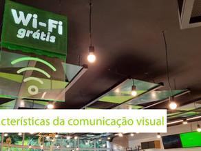 5 Características da Comunicação Visual