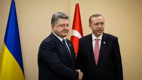 Enemy of My Enemy: Turkey and Ukraine Align
