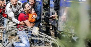 The Security Case for Massive U.S. Intervention in Europe's Refugee and Migrant Crisis