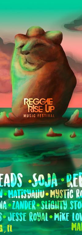 Regge Rise Up