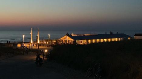 Strandpaviljoen Katwijk aan zee