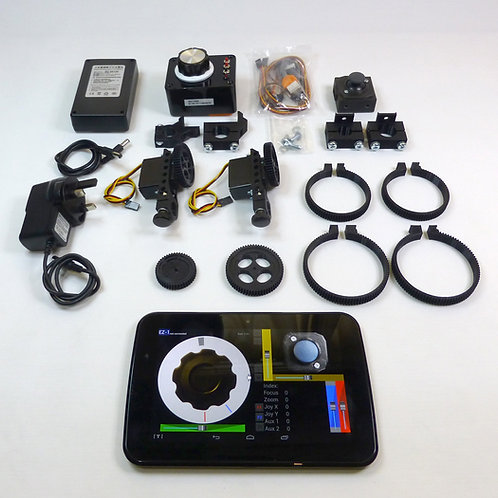 Lens and Gimbal control system kit
