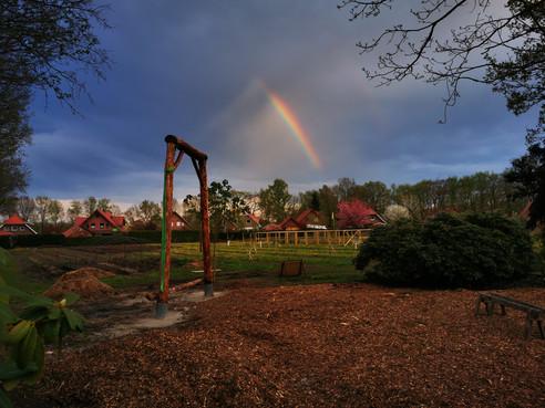 Der Schatz am Ende des Regenbogens