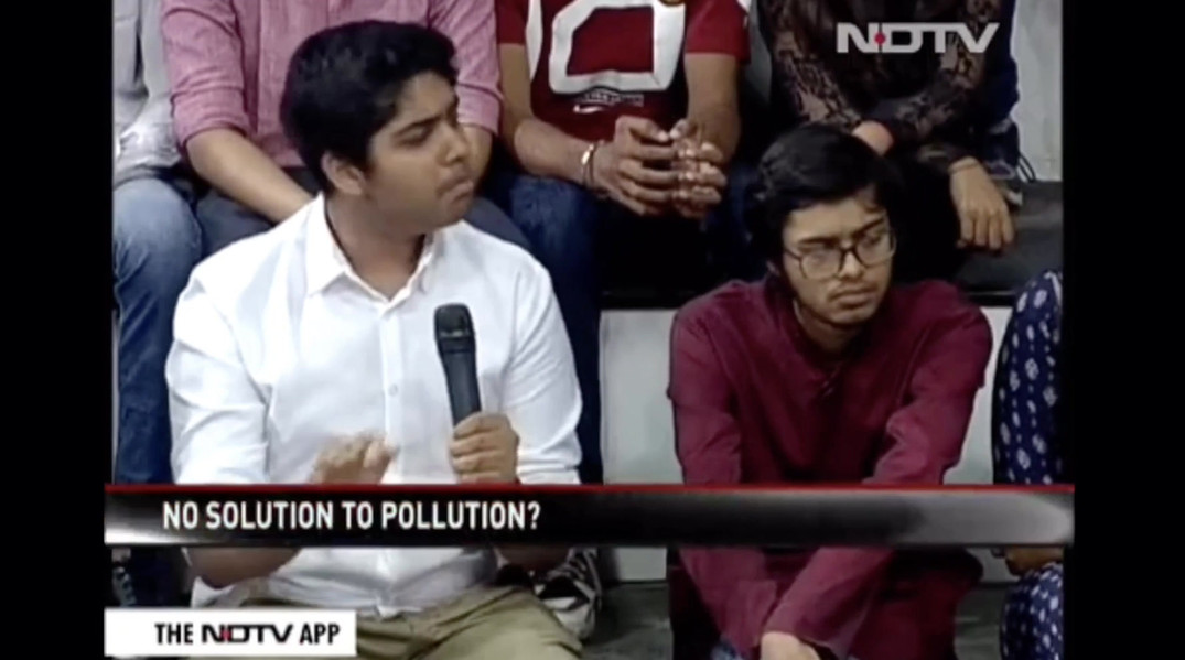 NDTV 'We The People'