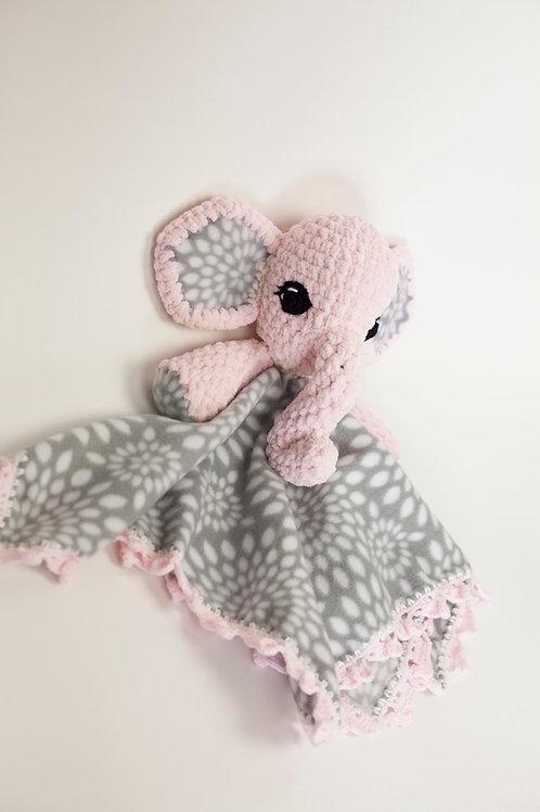 Baby Elephant Lovey