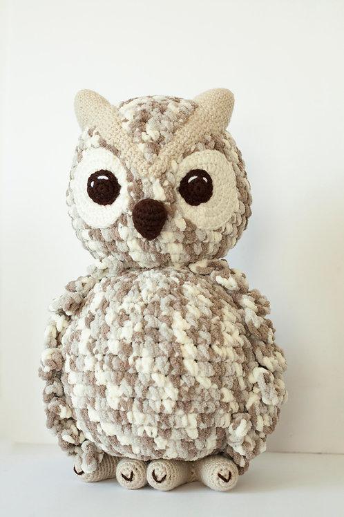 Henry the Great Horned Owl