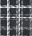 luxe fleece fabric black taupe plaid.jpg