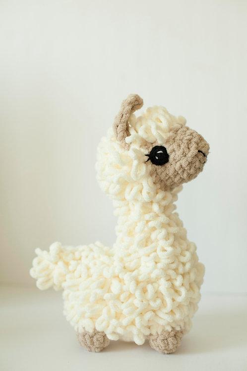 Chubby Llama