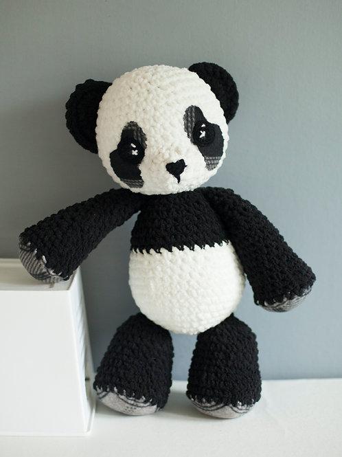 Large Amigurumi Panda