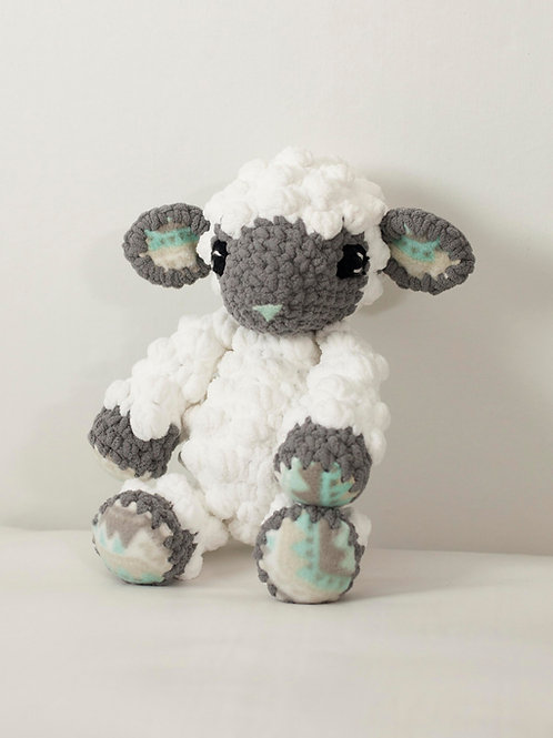 Baby Sheep Pattern