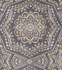Luxe fleece fabric aztec heather.jpg