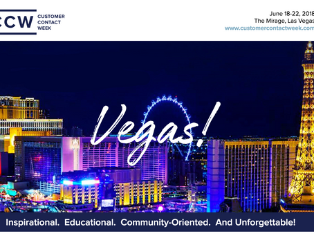 Schedule your free consultation with OPT during Customer Contact Week in Vegas!