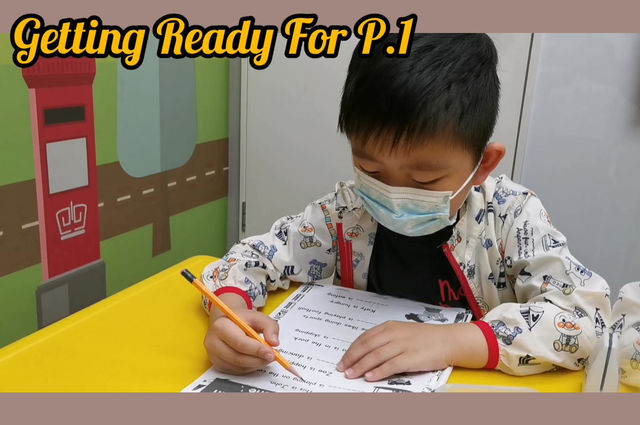 Getting Ready for Primary School