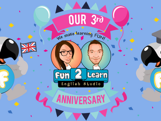 Our 3rd Anniversary !
