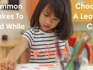 5 Common Mistakes To Avoid While Choosing A Learning Centre