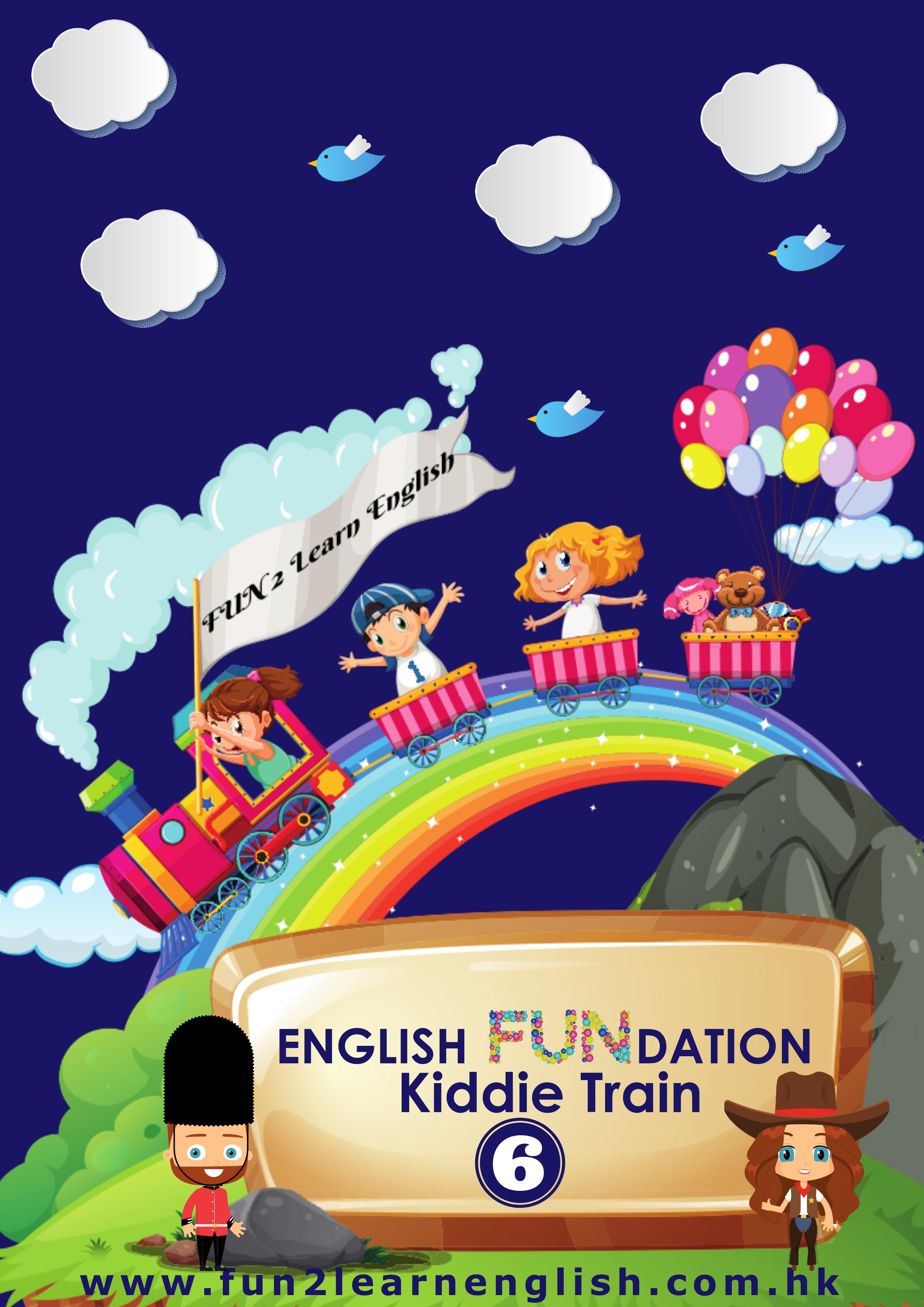 English FUNdation for K1 Students