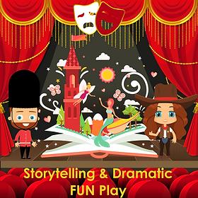 Storytelling and Dramatic FUN Play - Eng