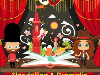 Holistic Program: Storytelling & Dramatic FUN Play