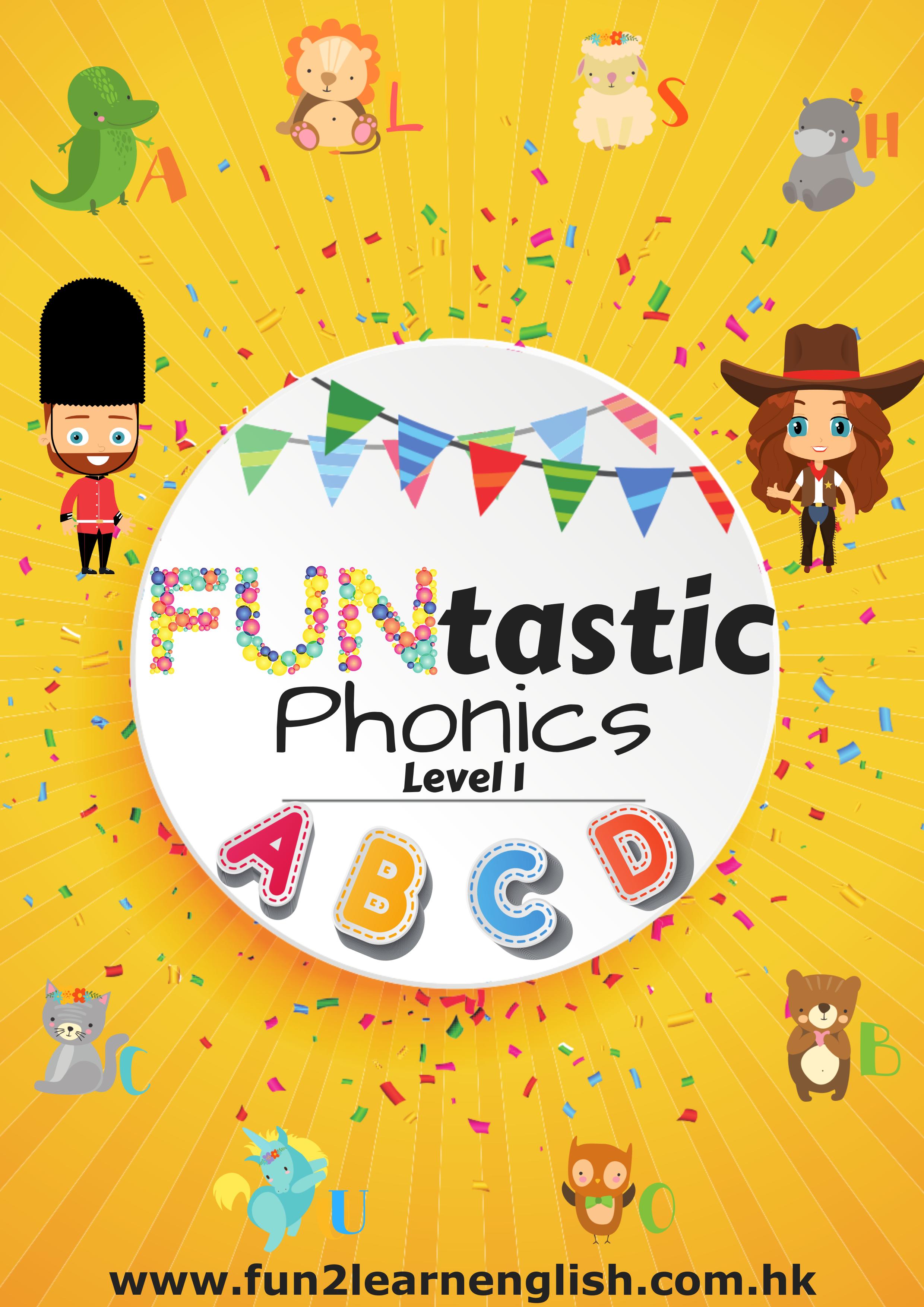 Funtastic Phonics Level 1