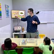 English Teacher - Mr. V
