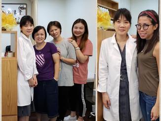 Taiwanese herbalist in Luen Wo Hui