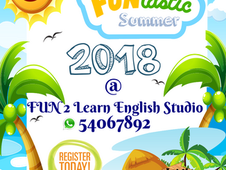 FUNtastic Summer 2018