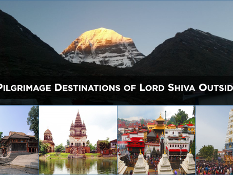 TOP 5 PILGRIMAGE DESTINATIONS OF LORD SHIVA OUTSIDE INDIA