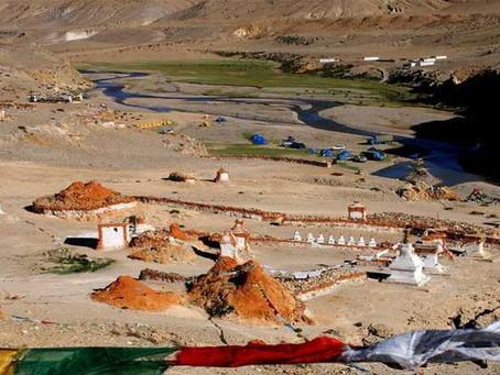 Tirthapuri - Bhasmasur Parvat - Place to Visit during Kailash Yatra