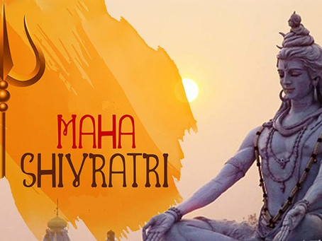 The Origin of Maha Shivratri
