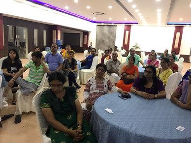 Kailash Yatra Group at Hotel