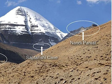 Nandi Parbat: A peak in the name of a sacred and faithful vahan of Lord Shiva