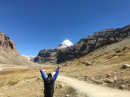 Getting Ready For The Kailash-Mansarovar Yatra?