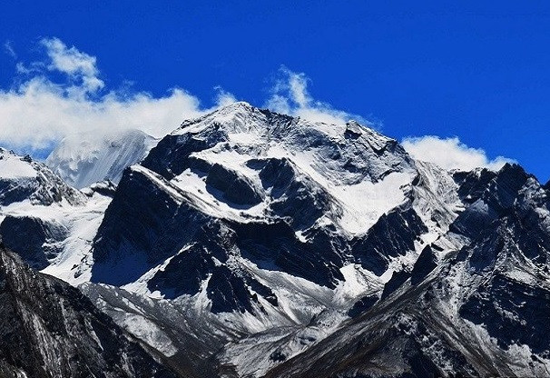 Om Parvart at Mount Kailash