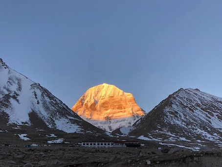 MOUNT KAILASH: A PLACE OF PEACE AND POWER