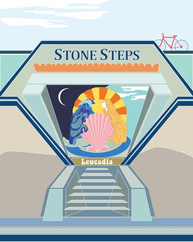 Stone Steps Leucadia