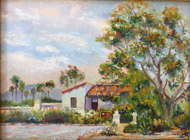 the Cottage at San Clemente