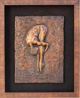 Danseurs on Pointe Bronze