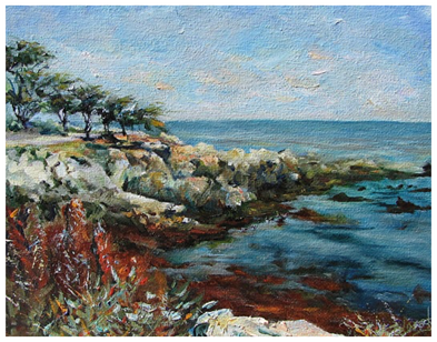 Monterey Bay-SOLD