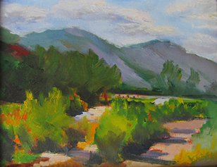Valley Passes-SOLD