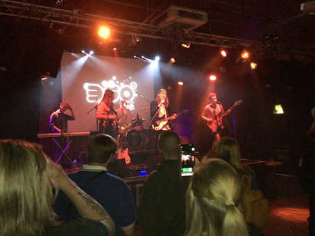 THE ASTRIDS @ 360 CLUB REVIEW