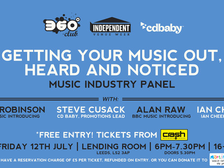 PREVIEW: #360RAW INDUSTRY PANEL