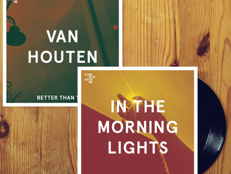 CPWM017- VAN HOUTEN AND IN THE MORNING LIGHTS REVIEW