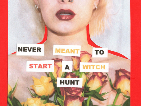 RAE- NEVER MEANT TO START A WITCH HUNT REVIEW